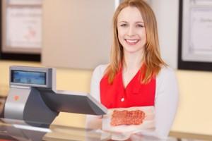 Verkaufspersonal, Thekenpersonal und Kassenpersonal
